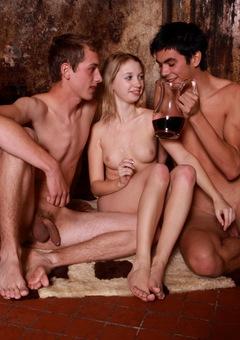 Threesome Porn Pics