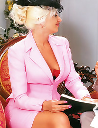 Retro girls with giant tits