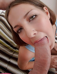 Beautiful angel gets her holes penetrated