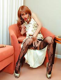 Big sexy ladyboy cock