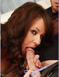 Horny Looking Milf Bella Rammed Raw