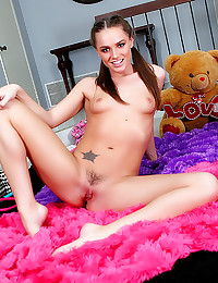 Cute Tori Black solo striptease