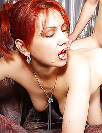 Dominant older redhead wants ...