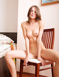Alina F strips and shows her hot body for you today.