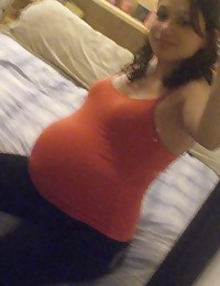 Pregnant Girlfriend