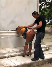Public nudity and hardcore se...