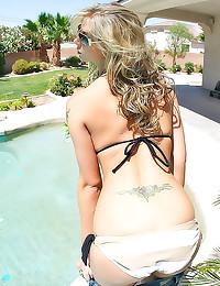 Brooke Banner incredible hard...