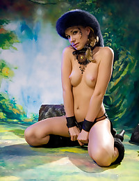 Alice will make your day with this Sinful Goddesses gallery.