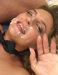 Perfect Brunette Teen Ravaged Raw
