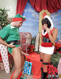 Lezley Zen is a regular Scrooge. The only thing she can't stand more than Christmas is the festive little elf she works with named Keiran. When Keiran discovers what Lezley secretly craves for Christmas, but has never received over the years, he quickly m