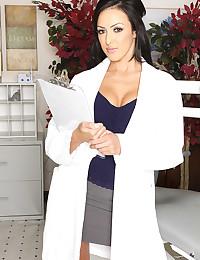 Sultry Seductive Doctor Breanne Benson