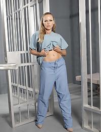 Horny Lesbian Inmates Pleasure Pussy