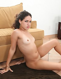 Wide ass Latina loves dick