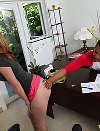 Cock fucks this sweet girl