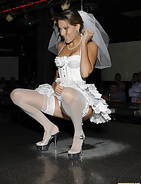 Jenna Haze is One Reluctant Bride