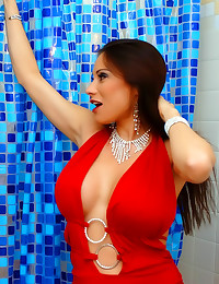 Busty mature Sheila Marie dem...