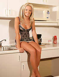 Kiss Kara - Milk, cookies, and a generous portion of erotica from young blondie