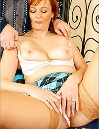 Horny Mom Loves Young Cock