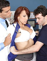 Guys DP their doctor