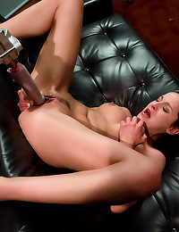 Double penetration with dildo...