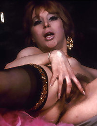 Three seventies hotties showing of the goods