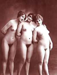 Naked vintage girl pictures from the twenties