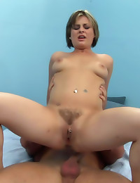 Girl fucked and squirts hard
