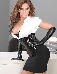 Horny Looking Milf Rebeca Wants Dick