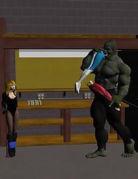 3D Porn 3D Sex Images