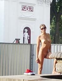 Naked bike ride festival