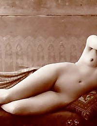Some real nude anonymous ladies from twenties