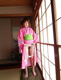 All Gravure presents Miyu Momoko in Baby Pink.