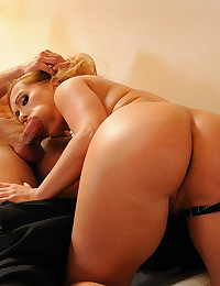 Stunning Redhead Enjoys Hard Anal Sex