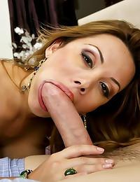 Horny milf into hardcore sex