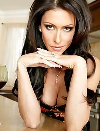 Stunning Cougar Jessica