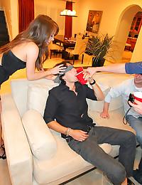 Party with drunken cock sluts