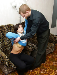 Drunk Russian fucked real good