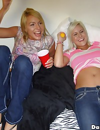 Watch these hot ass college teenies get fucked hard in these dorm room foosball fucking vids and hot real movie