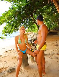 Brazilian shemale anal sex ou...
