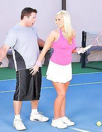Angelina Ash tennis sex