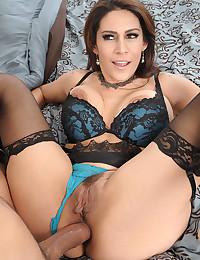 Horny Raylene In Hot Lingerie