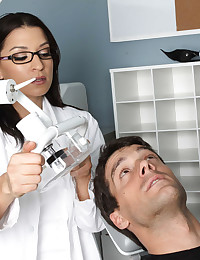 Doctor Is Too Hot For Cock