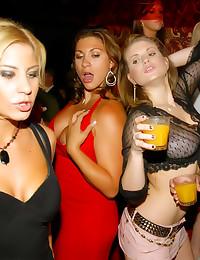 Party time with pornstar slut...