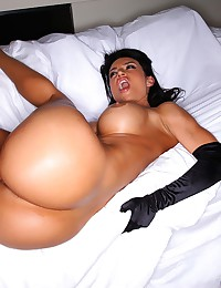Busty catwoman fucked