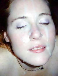 Facial cumshots with sexy ama...