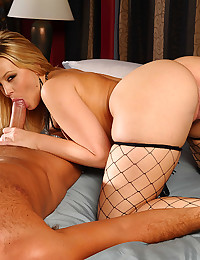 Big cock for slut in lingerie