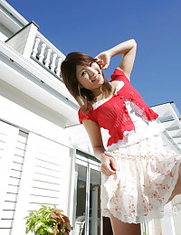 Japanese girl sexy solo pictures