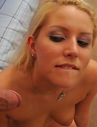 Perky Blonde Teen Vanessa Fucked Hard