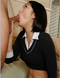 Cute Asian Babe Evelyn Ravaged