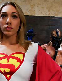 Kinky Super Heroes Get Horny